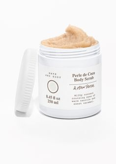 & Other Stories | Perle de Coco Body Scrub