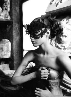 Mask Lingerie Sexy Vogue Fashion  Style