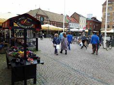 Ein Ausflug nach Malmö | Altstadt von Malmö – LillaTorg (c) FRank Koebsch