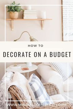 Home Renovation On A Budget Ideas for decorating on a budget--create the home of your dreams while living frugally. Cool Diy, Home Renovation, Home Remodeling, Diy Design, Interior Design, Restoration Hardware Catalog, Diy Home Decor For Apartments, Diy Décoration, Decorating On A Budget