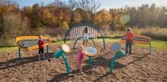 Rhapsody™ Outdoor Musical Instruments - Harmonious Play for All Ages and…