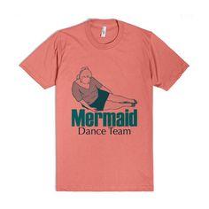 Mermaid Dance Team Tee