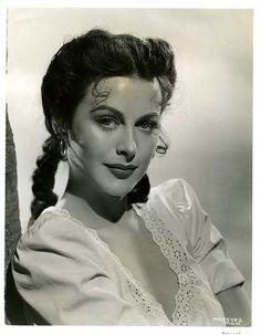 Hedy Lamarr xo