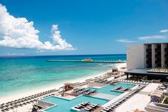 Grand Hyatt Playa del Carmen Resort Playa del Carmen, Mexico