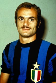 1964-65 Italian Serie A joint top goalscorer - Sandro Mazzola of Inter  Milan ( 5ee77bbab0435