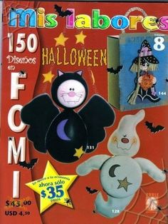 1000+ images about Revistas de Halloween on Pinterest   Manualidades