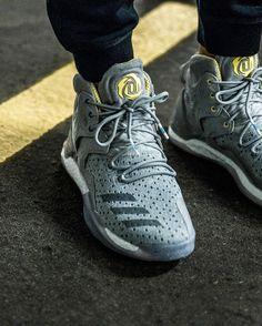 "premium selection 56734 0bdd5 unstablefragments2 ""Sneakersnstuff x adidas Consortium D Rose 7 PK (via  Kicks-daily.com) Available today """