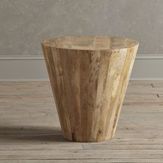 Birch Lane Timber End Table | Birch Lane