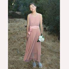 MAXI Dress  chiffon dress summer dress/wedding by FM908 on Etsy, $89.00