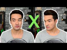 OLÁ! No vídeo de hoje é para você que esta começando a fazer algumas correções na pele ou conhecendo um pouco mais sobre a maquiagem masculina! Uma maquiagem...