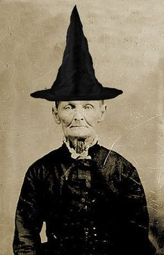 Honoria the Witch (always a tad vain) habitually wore lace at her throat. Let's face it ...all women have a little witch in them