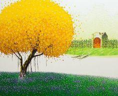 Vivid Painting by Phan Thu Trang