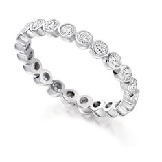 Eternity Rings Full Set
