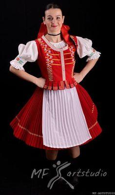 Slovakia, šarišský kroj