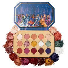 Disney Designer Collection Midnight Masquerade Series Eyeshadow Palette by ColourPop Colourpop Palette, Colourpop Eyeshadow, Eyeshadow Palette, Colour Pop, Disney Designer Collection, When Is My Birthday, Kids Makeup, Fall Makeup, Halloween Makeup