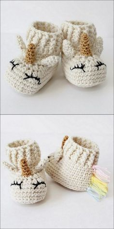 Trendy Crochet Baby Shoes Free Instructions - New Ideas - Knitting is such a . Trendy Crochet Baby Shoes Free Instructions - New Ideas - Knitting is as easy as 3 Knitting boils down to three es. Easy Crochet, Free Crochet, Knit Crochet, Moda Crochet, Stitch Crochet, Afghan Crochet, Crochet Flower, Crochet Instructions, Crochet Baby Booties