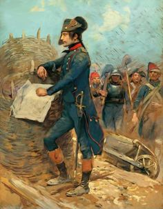 Napoleon à Toulon par Edouard Detaille - Napoleon - Wikipedia, the free encyclopedia