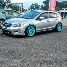 This Subaru Crosstrek looks a bit lowered wouldn't you say? @ruinedcrosstrek23…