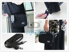 100% original Youde UD vapor Pocket Double Deck Vaping bag vape carry bag with Shoulder Strap for all RDA RTA RBA box mod