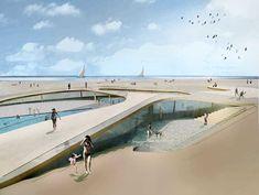 swimming pool architecture competition - Buscar con Google