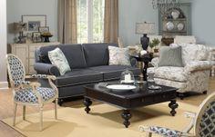 Paula Deen Home (P7985550BD) Sofa