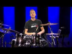 How To Play Drums - Your Very First Drum Lesson - YouTube