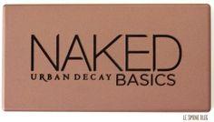 Urban Decay Naked Basics packshot