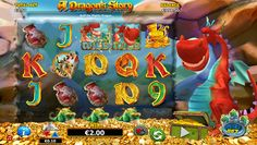 Ruff's den is filled with #gold treasures and the evil Sir Williams wants to grab them all. Join Vegas Paradise, avail £5 bonus and #play A Dragon's Story #slots and help Ruff