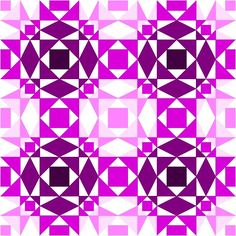 Have You Tried The Other Storm At Sea Block? There is more than one Storm at Sea block. You can make a Storm . Quilt Block Patterns, Pattern Blocks, Quilt Blocks, Lap Quilts, Mini Quilts, Quilting Tutorials, Quilting Designs, Quilting Ideas, Storm At Sea Quilt