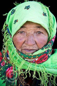 Woman Tajikistan