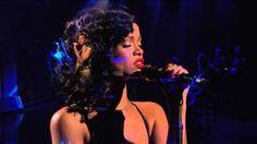 Rihanna - Stay (Live on SNL), via YouTube.