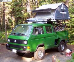 vw syncro pickup, awesome, but getting out in the middle of the night to .....well  uggh