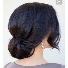 Hair ideas for dress- strapless. | Weddings, Beauty and Attire | Wedding Forums | WeddingWire
