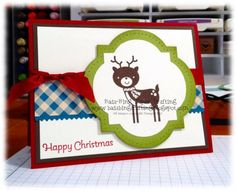 Deer reject by Minders - Cards and Paper Crafts at Splitcoaststampers