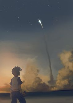 yumegawa:        Recollections of my personal works - Part I        (top) Reach For The Stars - this piece became the 3rd place winning entry for the 2009 WACOM Bring Your Visions to Life: Dreams Contest, where it brought me my own Wacom Intuos 4 which I use till now to churn up new artworks.