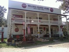 Mellon's Country Store in Mountain View, AR Old Country Stores, Country Life, Mountain View Arkansas, Fort Smith, Cool Store, Wild West, Wonderful Places, Folk Music, The Originals