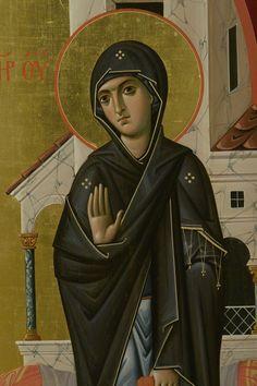Life Of Christ, Russian Icons, Byzantine Icons, Orthodox Icons, Fresco, Madonna, Christianity, Catholic, Images