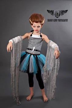 Frankie Stein  Monster High Inspired Tutu by PurpleOrchidBoutique, $39.99