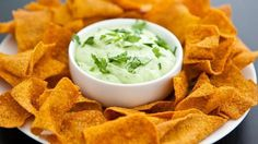 9-26-14 *Pretty BORING* Avocado Lime Ranch Dip  - I doubled the garlic and lime juice and still tasted very plain. Thin consistency and overall boring. The sweet potato chips overpowered the dip. Would definitely NOT make this again.