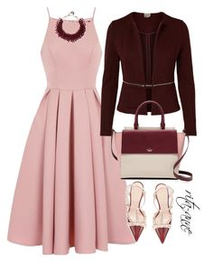 Sunday Morning by rita-anne on Polyvore featuring polyvore, moda, style, Chi Chi, Kate Spade, Rosantica, fashion and clothing