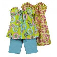 Children's Corner Patterns | Sewing Patterns for Children's Clothing