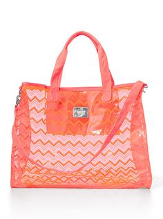 Beach Tote PINK