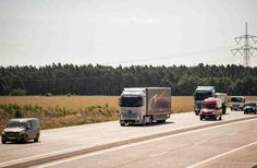 #SelfDriving #Truck #Demonstrated by #Daimler http://www.benzinsider.com/2014/07/self-driving-truck-demonstrated-by-daimler/