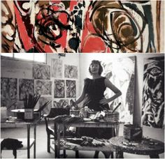 Artsy Reads: Lessons Learned from Lee Krasner | artsy forager