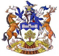 Wealden District Council, East Sussex, coat of arms