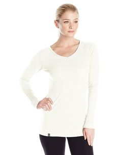 Ibex Outdoor Clothing Women's Woolies 1 V-Neck Shirt >>> This is an Amazon Affiliate link. Read more at the image link.