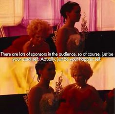 The hunger games effie and katniss Hunger Games Memes, Hunger Games Fandom, Hunger Games Catching Fire, Hunger Games Trilogy, Katniss Everdeen, Katniss And Peeta, Team Gale, I Volunteer As Tribute, Suzanne Collins