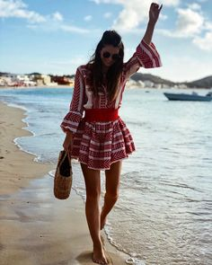 It's going to be the perfect summer‼️ by Mode Dames Brand Store, Knit Dress, Off White, Style Me, Summer Dresses, Boho, Cotton, Outfits, Collection