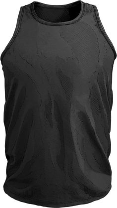 """The """"Buck Naked"""" Tank Undershirt from Duluth Trading Company delivers no sweat, no stink, no pinch performance - almost as comfortable as wearing nothing at all!"""