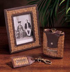 Rattan Flask $136.86  Gift idea!
